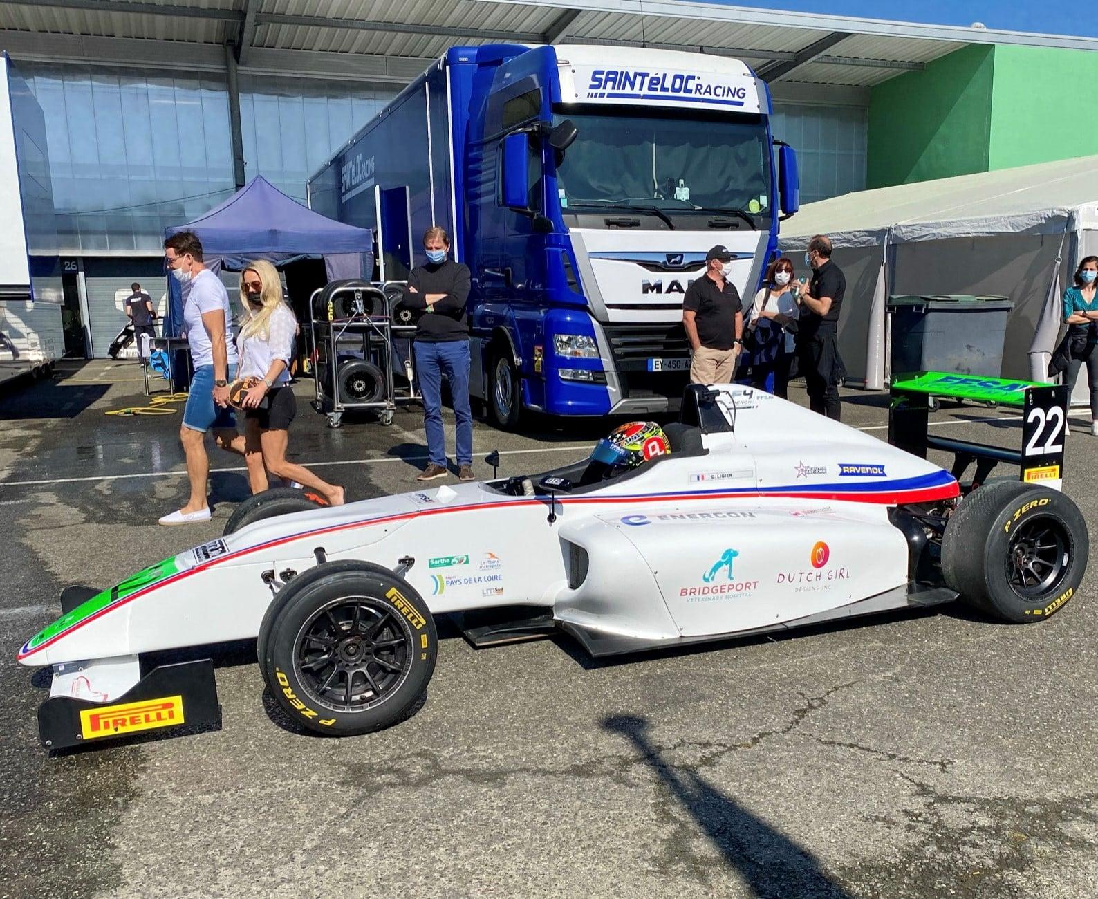 Daniel Ligier Racing.